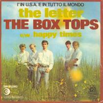 Picture of a band or musician: The Box Tops