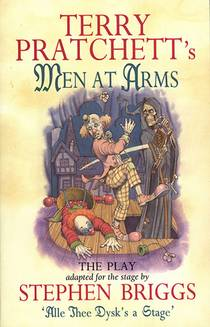 Picture of a book: Men at Arms: The Play