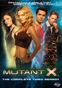 Picture of a TV show: Mutant X