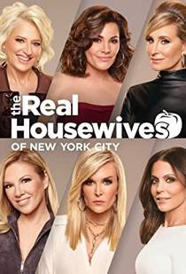 Picture of a TV show: The Real Housewives Of New York City
