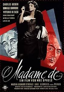 Picture of a movie: Madame De...