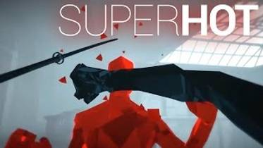 Picture of a game: Superhot