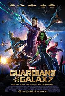 Picture of a movie: Guardians Of The Galaxy
