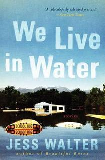 Picture of a book: We Live In Water