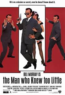 Picture of a movie: The Man Who Knew Too Little