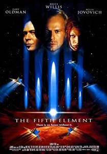 Picture of a movie: The Fifth Element