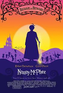 Picture of a movie: Nanny Mcphee
