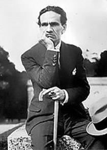 Picture of an author: César Vallejo