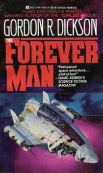 Picture of a book: The Forever Man