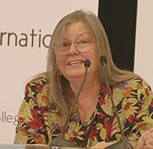 Picture of an author: Dorothy Allison
