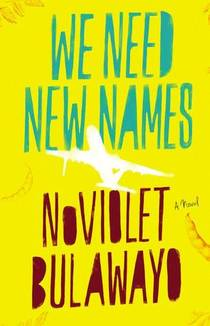 Picture of a book: We Need New Names