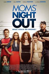 Picture of a movie: Moms' Night Out