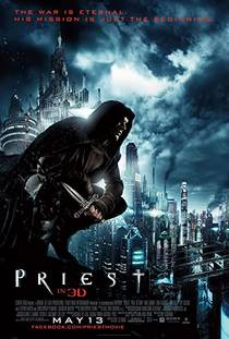 Picture of a movie: Priest