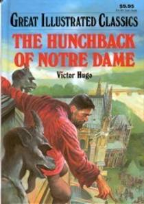 Picture of a book: The Hunchback Of Notre Dame