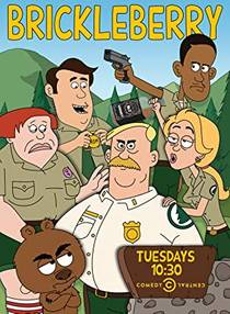 Picture of a TV show: Brickleberry