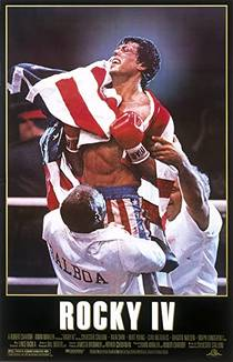 Picture of a movie: Rocky IV