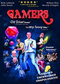 Picture of a movie: Gamers