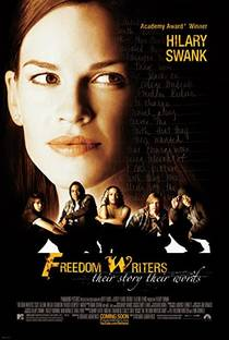 Picture of a movie: Freedom Writers