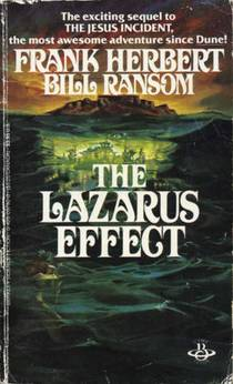 Picture of a book: The Lazarus Effect