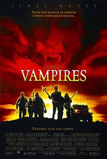 Picture of a movie: Vampires