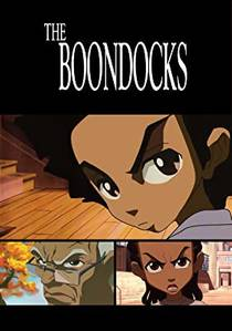 Picture of a TV show: The Boondocks