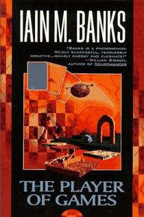 Picture of a book: The Player Of Games