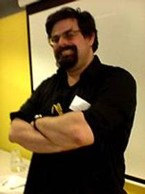 Picture of an author: Adrian Tchaikovsky