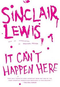 Picture of a book: It Can't Happen Here