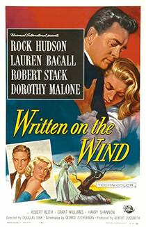 Picture of a movie: Written On The Wind