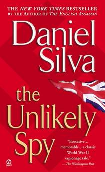 Picture of a book: The Unlikely Spy
