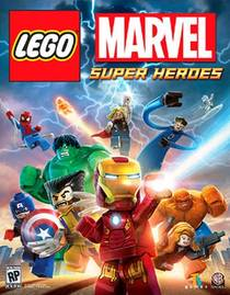 Picture of a game: Lego Marvel Super Heroes