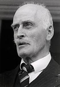Picture of an author: Knut Hamsun