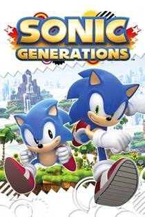 Picture of a game: Sonic Generations