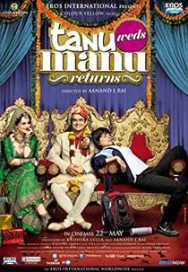 Picture of a movie: Tanu Weds Manu Returns