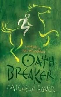 Picture of a book: Oath Breaker