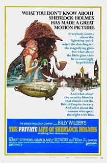 Picture of a movie: The Private Life Of Sherlock Holmes