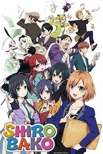 Picture of a TV show: Shirobako