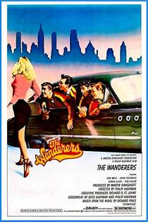 Picture of a movie: The Wanderers