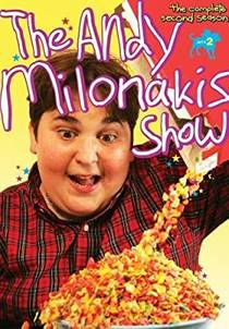 Picture of a TV show: The Andy Milonakis Show