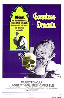 Picture of a movie: Countess Dracula