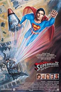 Picture of a movie: Superman IV: The Quest For Peace