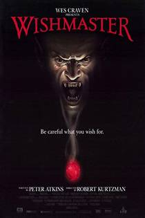 Picture of a movie: Wishmaster