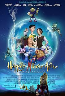 Picture of a movie: Happily N'ever After
