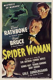 Picture of a movie: The Spider Woman