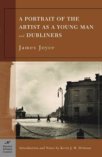 Picture of a book: A Portrait Of The Artist As A Young Man / Dubliners
