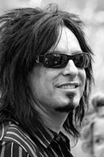 Picture of an author: Nikki Sixx