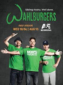 Picture of a TV show: Wahlburgers