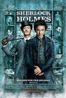 Picture of a movie: Sherlock Holmes