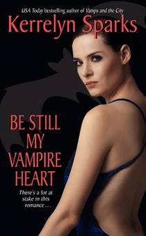 Picture of a book: Be Still My Vampire Heart