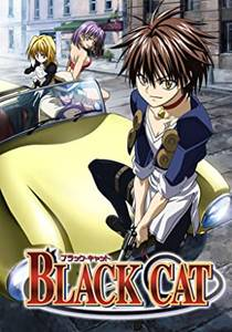 Picture of a TV show: Black Cat